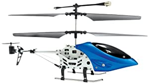 World Tech Toys I Fly Heli R/C Helicopter (Colors May Vary)