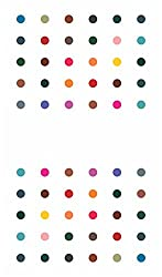 Sunaina Matching Plaza Multicolor Size-6 Round Bindis for Women [SMP606]