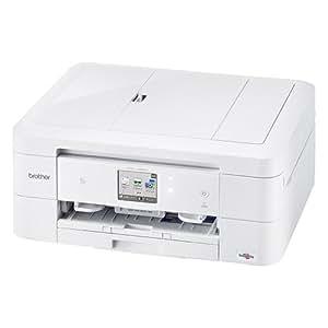 brother 【数量限定】プリンター A4 インクジェット複合機 PRIVIO+お徳用4色インクセット DCP-J963N-W+LC211-4PK
