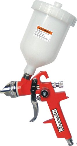 Florida Pneumatic FP-930 Gravity Feed Spray Gun and Cup