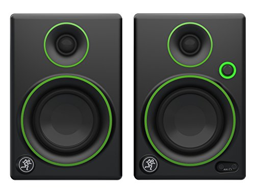 Mackie CR Series CR3 – 3″ Creative Reference Multimedia Monitors (Pair)