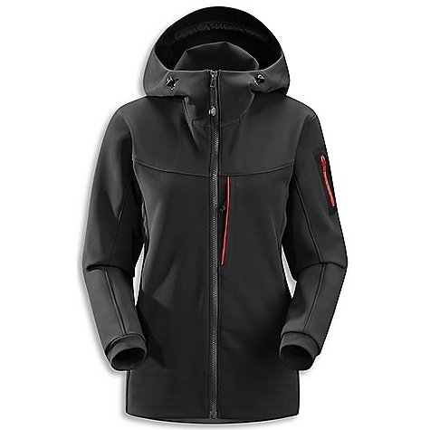 Arc'teryx Women's Gamma MX Hoody - Black - Medium