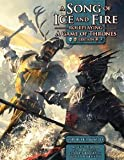 A Song of Ice & Fire RPG: A Game of Thrones Edition (Song of Fire & Ice Role Pg) [Hardcover] [2012] Robert Schwalb, Steve Kenson, Michael J. Komarck