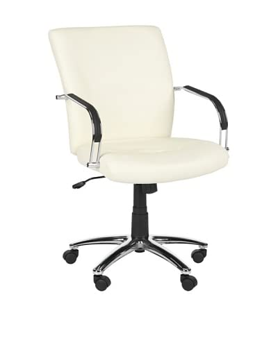Safavieh Lysette Desk Chair, White