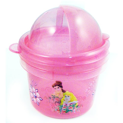 Disney Princess 2pk Snack Storage Containers Zak Paks - 1