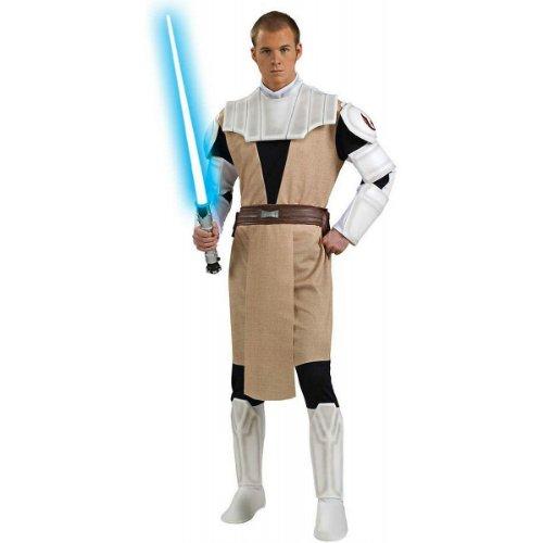 Star Wars Obi Wan Kenobi Costume Deluxe Adult (Standard)