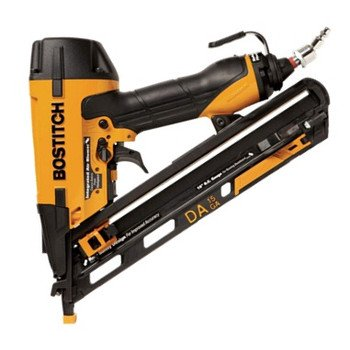 "Bostitch DA1564K 15 Gauge ""DA"" Style Angled Finish Nailer Kit"