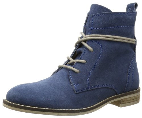 Amia Womens 251 108 Desert Boots Blue Blau (blue vl 805) Size: 40