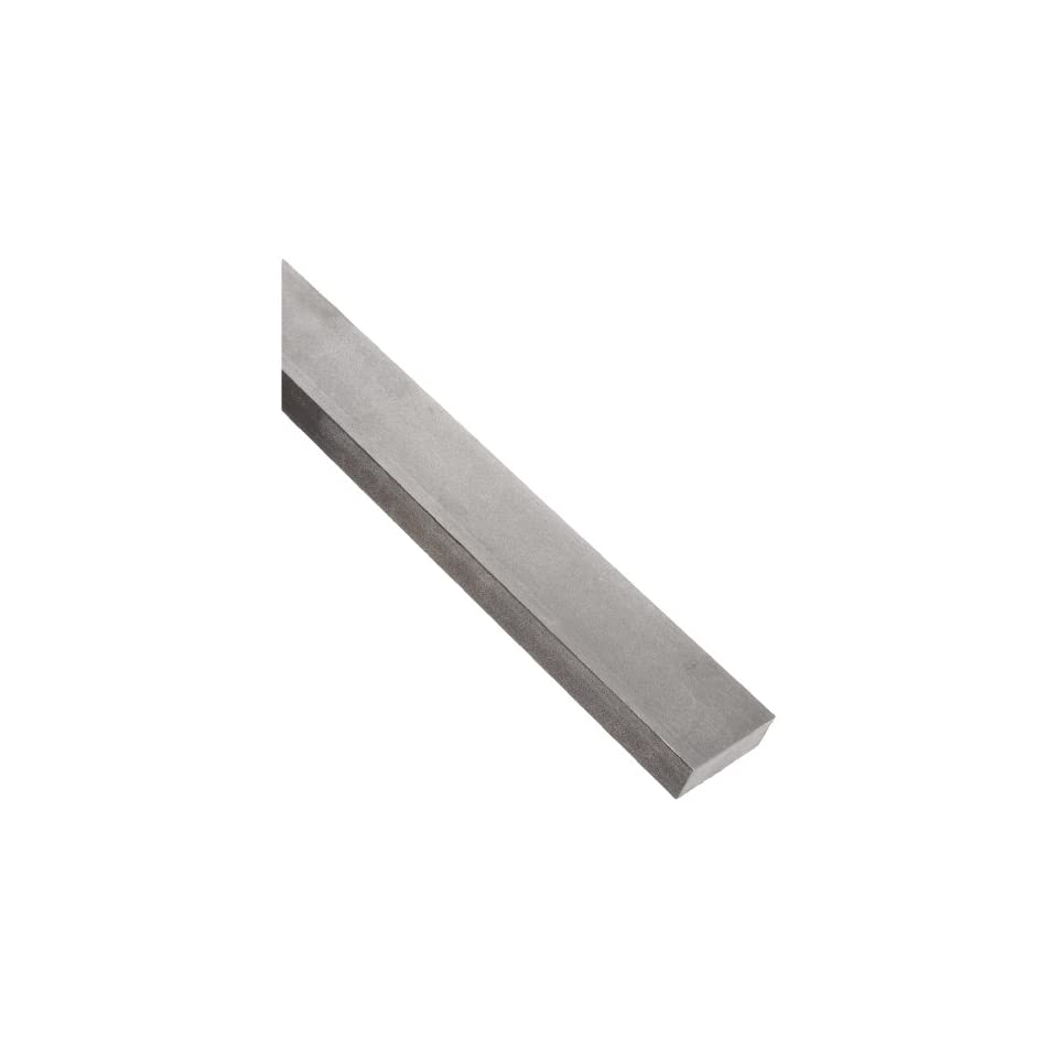 Tool Steel Rectangular Bar, Grade S7, Meets ASTM A 681 07
