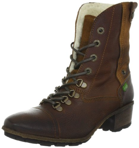 Snipe Fiesta 11 Ankle Boots Womens Brown Braun (nut) Size: 4 (37 EU)