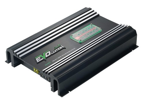 Lanzar Evolution Ev424 - 300 Watt 2-Channel Darlington Power Amplifier