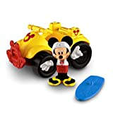 Fisher Price - Mickey Mouse Clubhouse - Mickey's Beach Buggy