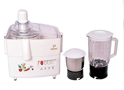 Prime 002 500W Juicer Mixer Grinder (2 Jars)