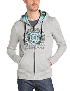 Element - Sudadera para hombre, talla S, color gris (grey heather)