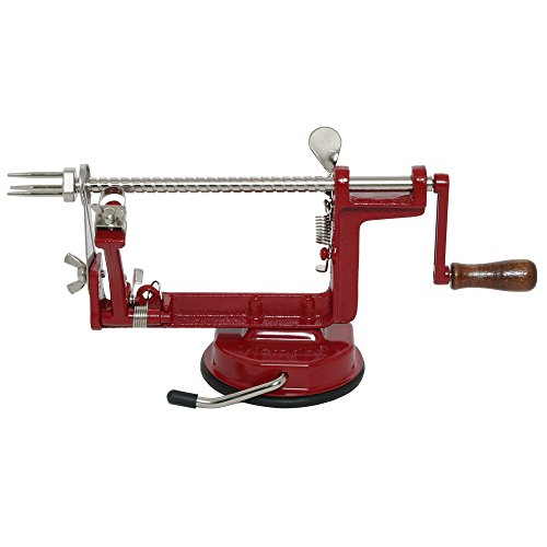 Johnny Apple Peeler TM  by VICTORIO VKP1010, Suction Base