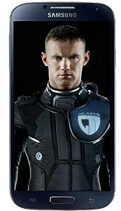 Samsung Galaxy S4 Smartphone, LTE, Schermo Full HD Super AMOLED da 5 pollici, Memoria Interna 16GB, Fotocamera 13 Mpixel, Android 4.2.2, Non Brandizzato, Colore Nero [Germania]