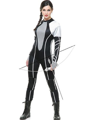The Hunger Games Jumpsuit Adult Costume  sc 1 th 259 & Halloween Costume Ideas - Costumes Beginning with K -