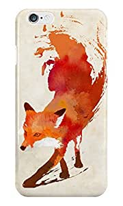 Dreambolic Vulpes Vulpes Back Cover for Apple iPhone 6S