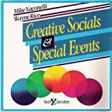 Creative Socials and Special Events (0310351316) by Rice, Wayne