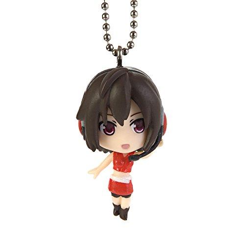Vocaloid Project Diva F Hatsune Miku Keychain Figure - Meiko