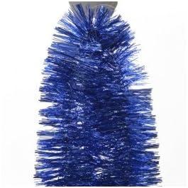 Ghirlanda di Natale Alpina Blu scuro