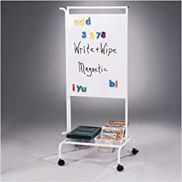 Copernicus Deluxe Magnetic Dry Erase Classroom Chart Stand