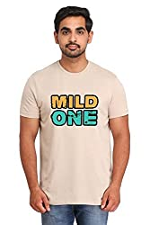 Snoby Mild One Print T-Shirt (SBY15064)