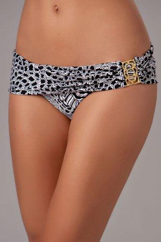 Trina Turk Shells Banded Hipster Bottom