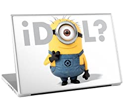 Zing Revolution Despicable Me 2 - Idol Laptop Cover Skin for 15-Inch Mac and PC (MS-DMT400011)