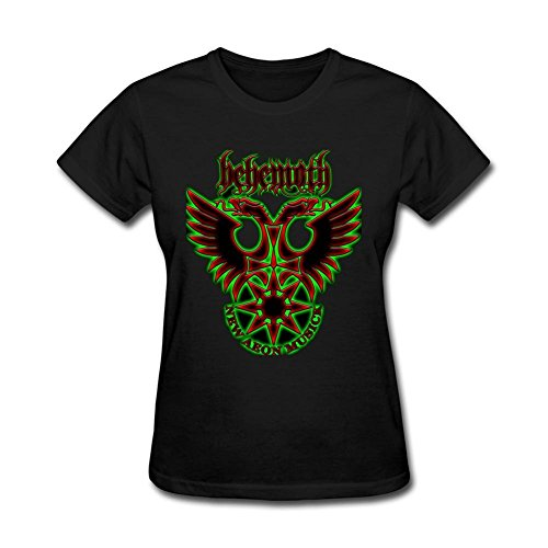 samjosts-womens-behemoth-logo-t-shirt-size-l-black