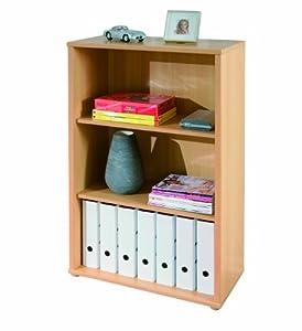 links 15300045 regal capo 14 breit 70 x 112 x 36 cm buche amazon. Black Bedroom Furniture Sets. Home Design Ideas