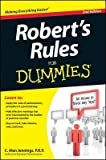 img - for [(Robert's Rules For Dummies )] [Author: C. Alan Jennings] [Jul-2012] book / textbook / text book