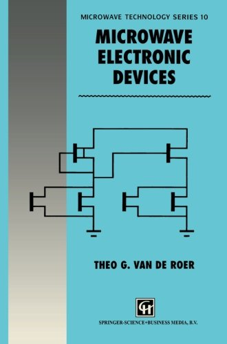 Microwave Electronic Devices (Microwave And Rf Techniques And Applications)