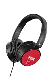 VOX ヴォックス アンプ・シミュレーター内蔵 ヘッドフォン 【アンプ・フォーンズ】 amPhones BASSタイプ