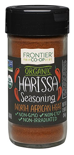Frontier Organic Seasoning, Harissa, 1.9 Ounce (Chili Spice Blend compare prices)