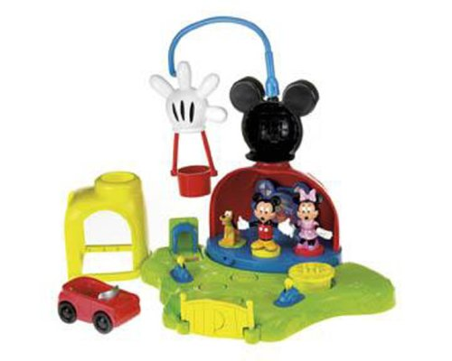 Fisher-Price Mickey's Surprise Clubhouse