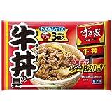 トロナ すき家牛丼の具 70g×3