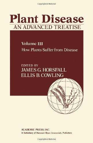 Plant Disease: An Advanced Treatise: How Plants Suffer From Disease