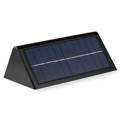 Innogear Solar Powered Wall Light Sconces Nightlight