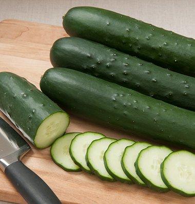Cucumber Sv4719Cs D3885A (Green) 25 Seeds By David'S Garden Seeds