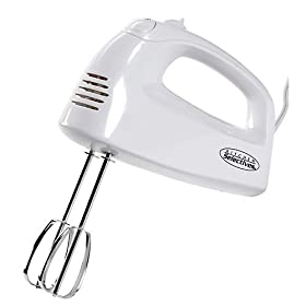 Kitchen Selective Five Speed Hand Mixer