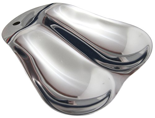 ECO-BEST Stainless Steel Double Spoon Rest 7