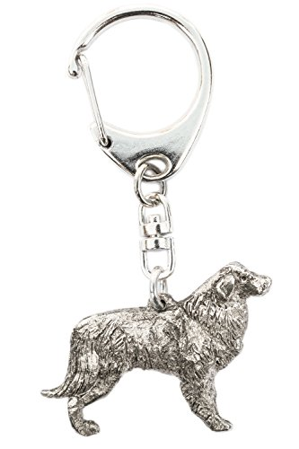 estrela-mountain-dog-made-in-uk-artistic-style-dog-key-ring-collection
