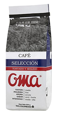 cafe-oma-silver-special-selection-100-colombian-arabica-ground-coffee-500g