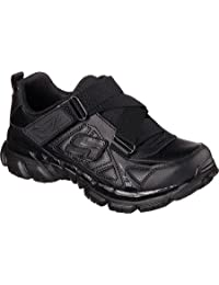 Skechers Boys' Tough Trax Heroic Sneaker