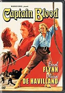 "Cover of ""Captain Blood"""