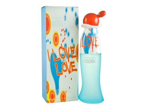 Moschino Love Eau de Toilette Donna, Vapo