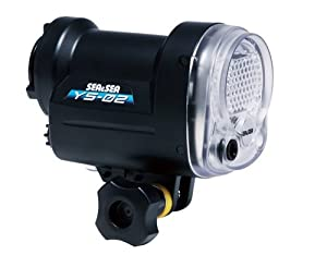Sea and Sea YS-02 Stobe Head for Scuba and Snorkeling