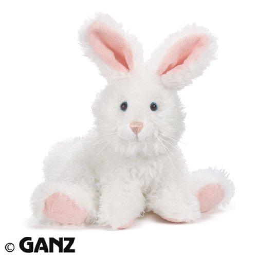 Webkinz Seasonal Plush Stuffed Animal Marshmallow Bunny