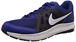 Nike Mens Dart 11 MslDeep Royal Blue, White, Black and WhiteRunning Shoes - 10 UK/India (45 EU)(11 US)